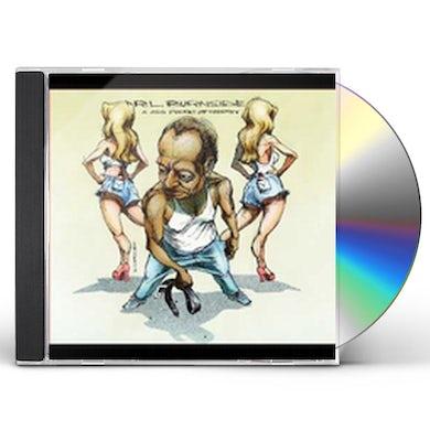 R.L. Burnside ASS POCKET OF WHISKEY CD