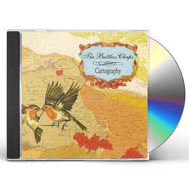 Buttless Chaps CARTOGRAPHY CD