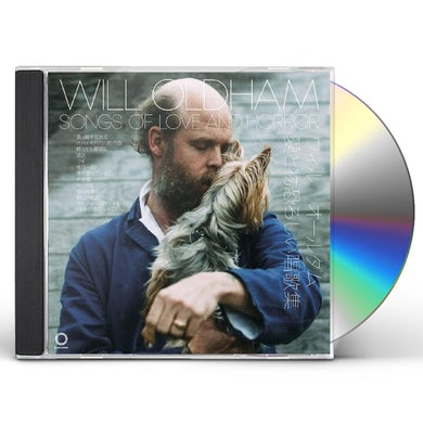 Will Oldham Songs Of Love And Horror CD