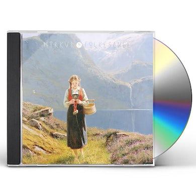 Myrkur Folkesange CD