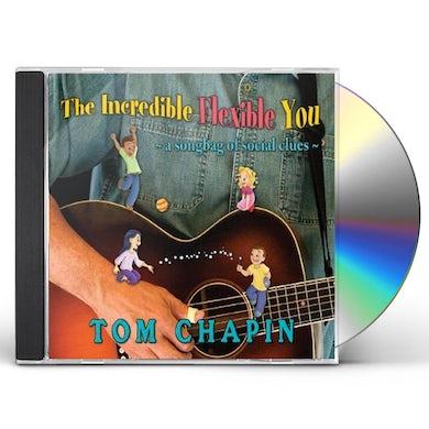 Tom Chapin INCREDIBLE FLEXIBLE YOU CD