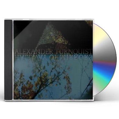 Alexander Turnquist HALLWAY OF MIRRORS CD