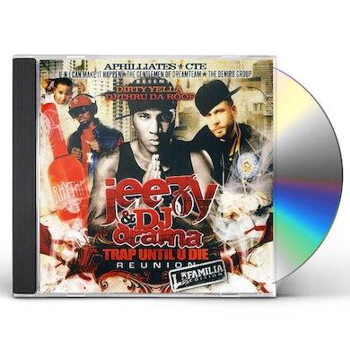 Jeezy TRAP UNTIL U DIE CD