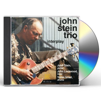 John Stein INTERPLAY CD
