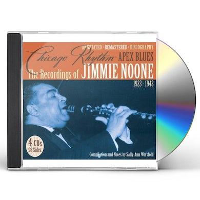 Jimmie Noone CHICAGO RHYTHM 1923-43 CD