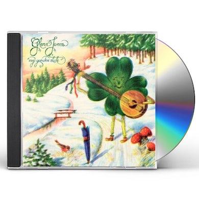 Glenn Jones MY GARDEN STATE CD