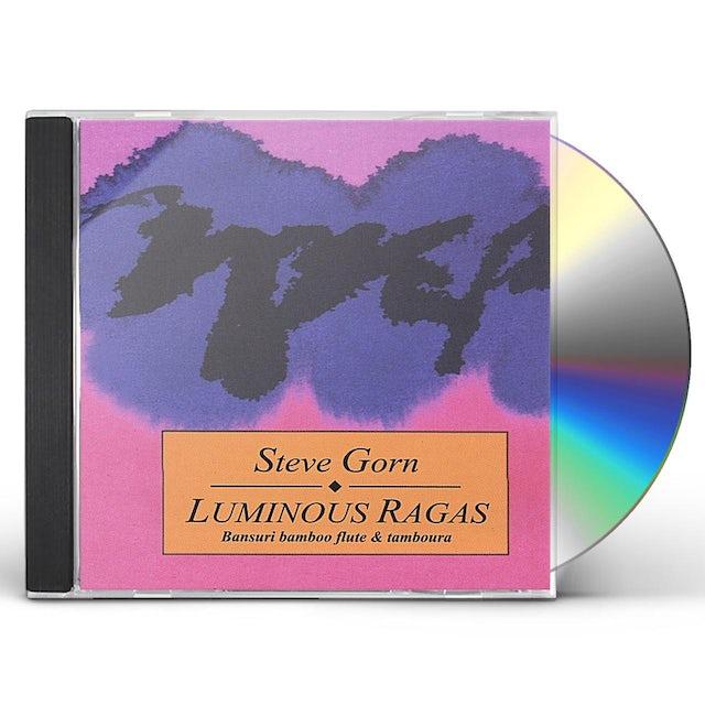 Steve Gorn LUMINOUS RAGAS CD