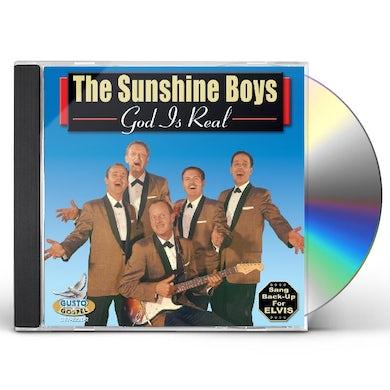 Sunshine Boys GOD IS REAL CD