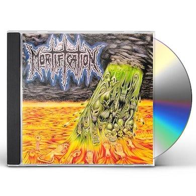 MORTIFICATION CD