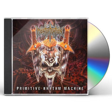 PRIMITIVE RHYTHM MACHINE CD
