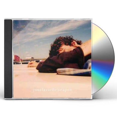 Brand New YOUR FAVORITE WEAPON CD