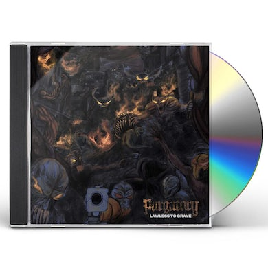 Lawless To Grave CD