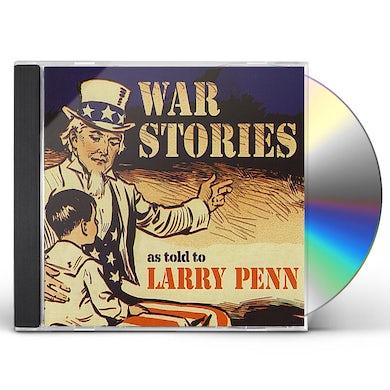 Larry Penn WAR STORIES CD