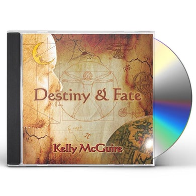 Kelly Mcguire DESTINY & FATE CD