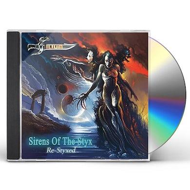 Ilium SIRENS OF THE STYX: RE-STYXED CD