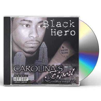 Black Hero CAROLINAS FINEST CD