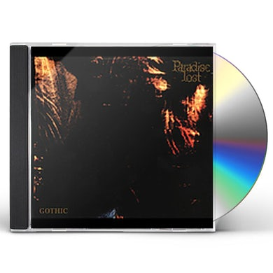 Paradise Lost GOTHIC CD