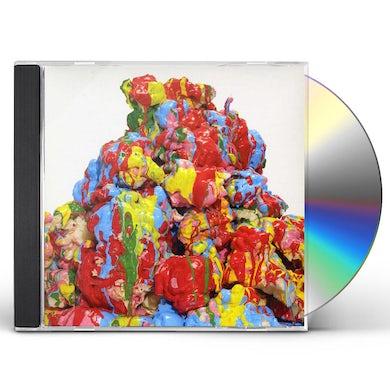 Battles DROSS GLOP CD