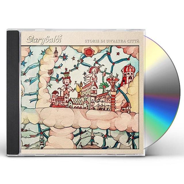 Garybaldi STORIA DI UN'ALTRA CITTA CD