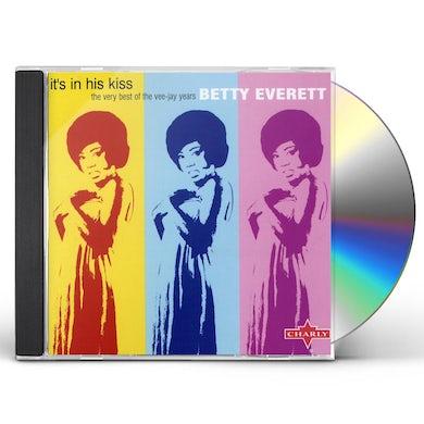 Betty Everett VERY BEST OF VEE JAY CD