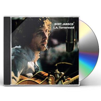 Bert Jansch LA TURNAROUND CD