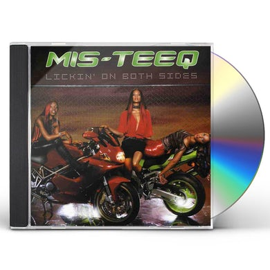 Mis-Teeq LICKIN ON BOTH SIDES CD