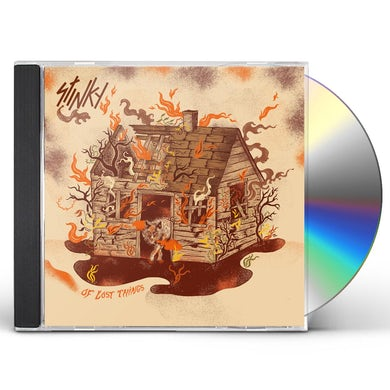 Stinky Of Lost Things CD