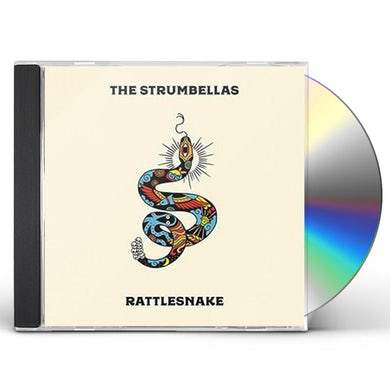 Strumbellas Rattlesnake CD
