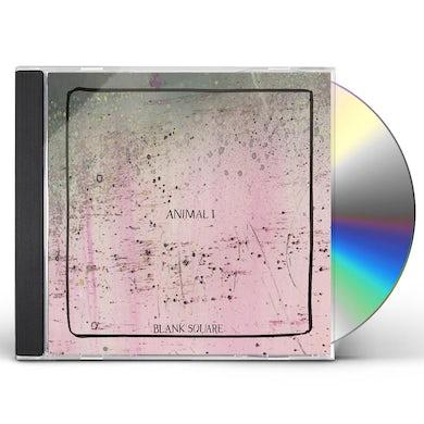 Blank Square ANIMAL I CD