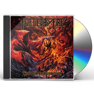 Fueled By Fire TRAPPED IN PERDITION CD