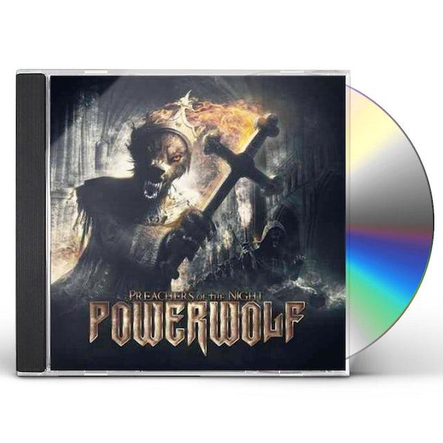 Powerwolf PREACHERS OF THE NIGHT CD