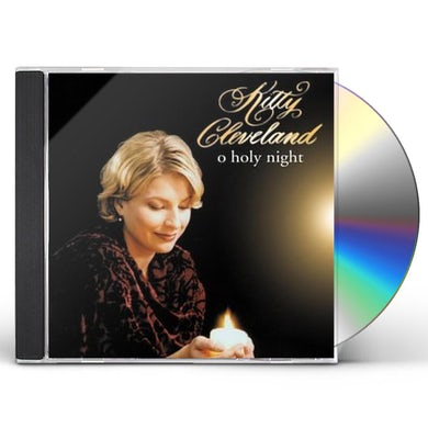 Kitty Cleveland O HOLY NIGHT CD