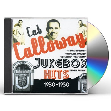 Cab Calloway JUKEBOX HITS: 1930-1950 CD