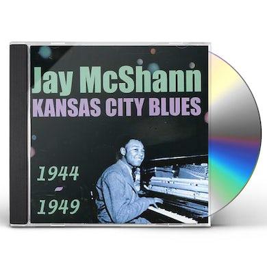 Jay McShann KANSAS CITY BLUES 1944-1949 CD