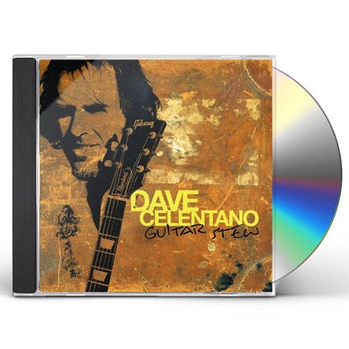 Dave Celentano GUITAR STEW CD