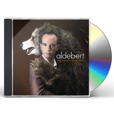 Aldebert PARADIS DISPONIBLES CD