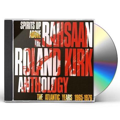 RAHSAAN ROLAND KIRK ANTHOLOGY CD