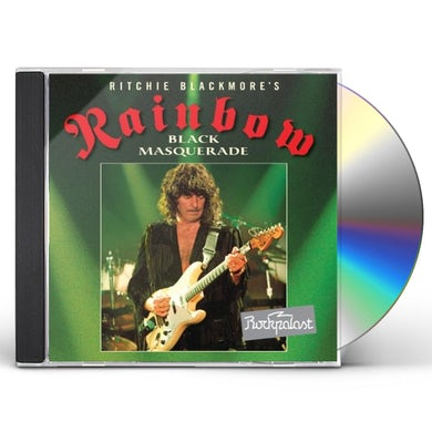 Ritchie Blackmore BLACK MASQUERADE CD