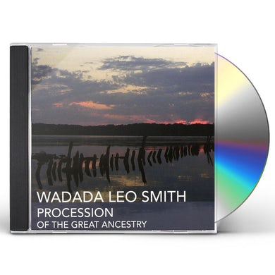 Wadada Leo Smith PROCESSION OF THE GREAT ANCESTRY CD
