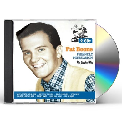 Pat Boone FRIENDLY PERSUASION: HIS GREATEST HITS CD