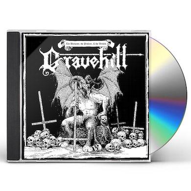 Gravehill UNCHASTE THE PROFANE & THE WICKED CD