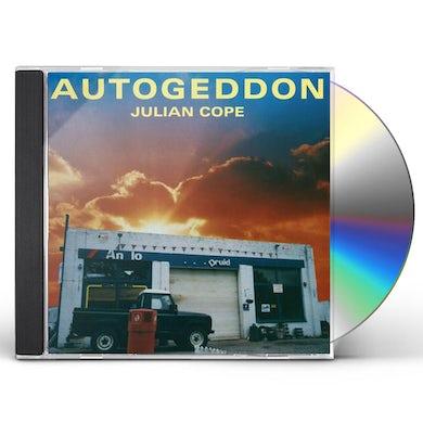 Julian Cope AUTOGEDDON - 25TH ANNIVERSARY EDITION CD