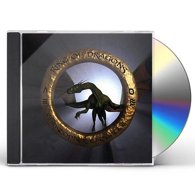 Christopher Caouette RING OF DRAGONS CD