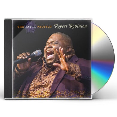 Robert Robinson FAITH PROJECT CD