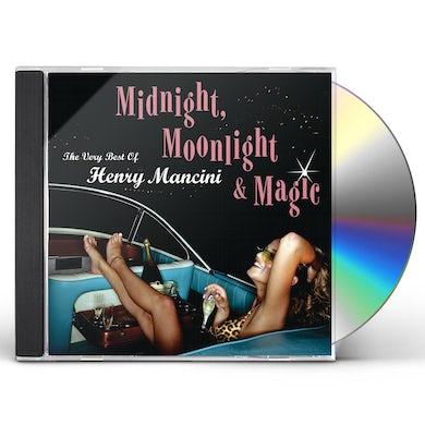 Henry Mancini MIDNIGHT MOONLIGHT & MAGIC: VERY BEST OF HENRY CD