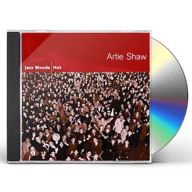 Artie Shaw JAZZ MOODS: HOT CD