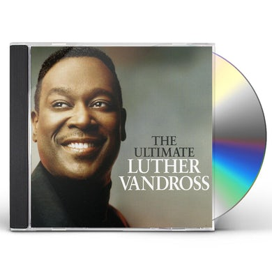 ULTIMATE LUTHER VANDROSS: INT'L EDITION CD