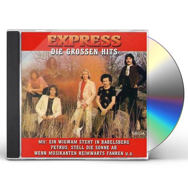Express HITS CD