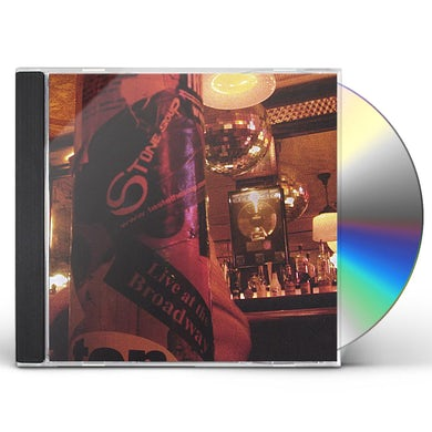 Stone Soup LIVE AT THE BROADWAY CD
