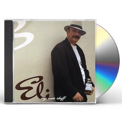 ElI MY OWN STUFF CD
